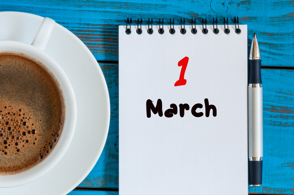 Coffee & Connect Friday 1st March